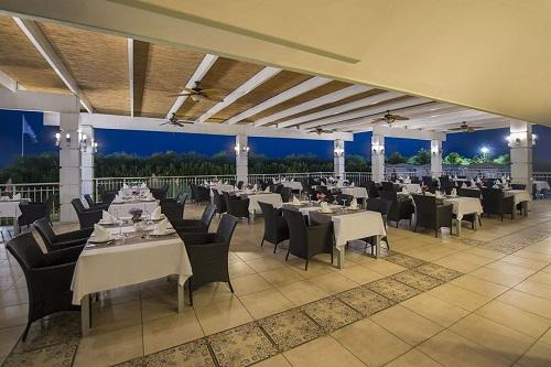رستوران ترکی Lalezar Restaurant هتل دلفین امپریال