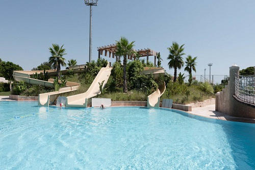پارک آبی هتل رگنوم