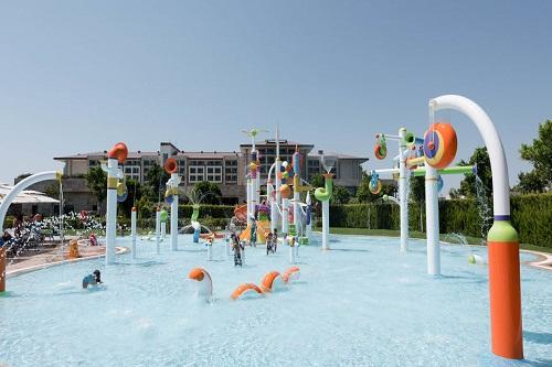بخش کودکان پارک آبی هتل رگنوم