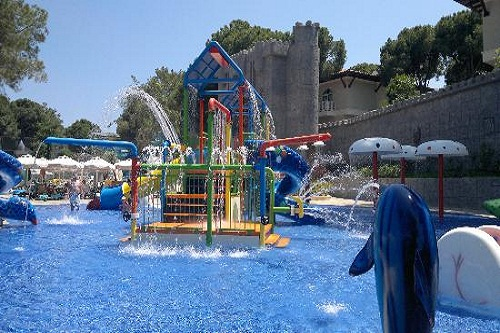 پارک آبی کودکان هتل مکس رویال بلک آنتالیا