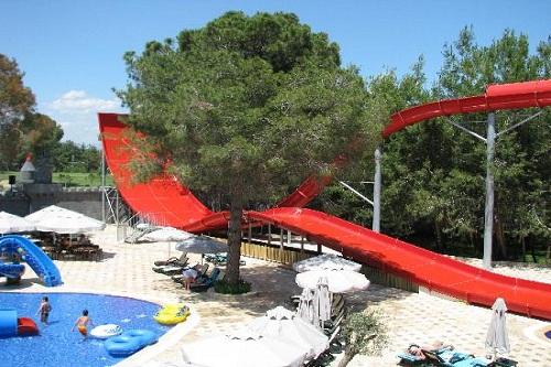پارک آبی هتل مکس رویال بلک آنتالیا