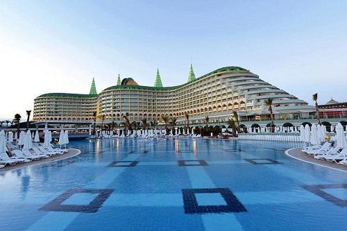 استخر های هتل دلفین امپریال لارا آنتالیا Delphin Imperial