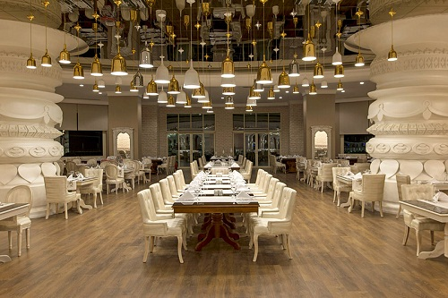 رستوران اصلی هتل دلفین امپریال