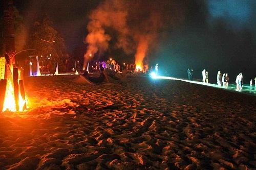 تفریحات ساحلی هتل مکس رویال کمر آنتالیا