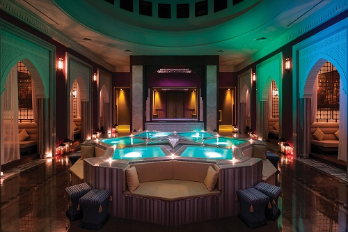سالن ماساژ هتل تایتانیک دلوکس آنتالیا Titanic Deluxe Belek