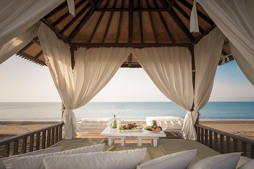 ساحل اختصاصی هتل تایتانیک دلوکس آنتالیا