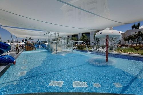 پارک آبی کودکان هتل تایتانیک دلوکس آنتالیا