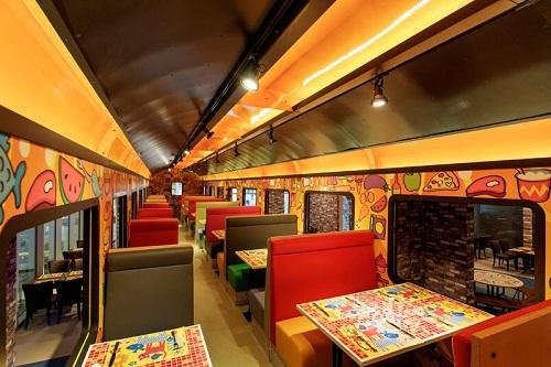 رستوران اصلی تم کودکان هتل تایتانیک دلوکس آنتالیا