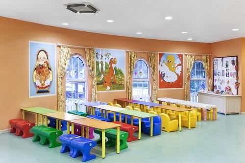 کلوپ کودکان هتل وو کرملین