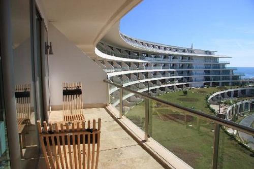 بالکن سوئیت های استاندارد هتل مکس رویال بلک آنتالیا