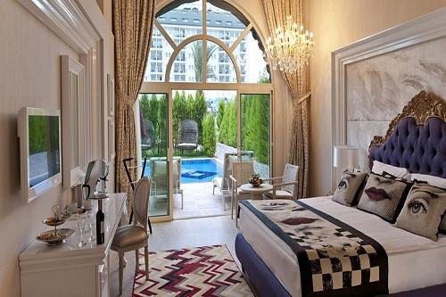 امکانات اقامتی هتل دلفین امپریال