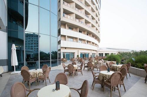 رستوران Royal Bistro Restaurant هتل رویال وینگز آنتالیا