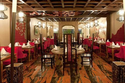 رستوران شرق دور Yuka Restaurant هتل دلفین امپریال