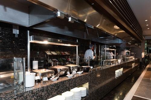 رستوران های هتل رگنوم آنتالیا Regnum Carya Resort