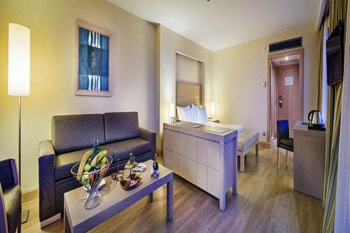 هتل بلیس دلوکس بلک آنتالیا (سوئیت های Junior)