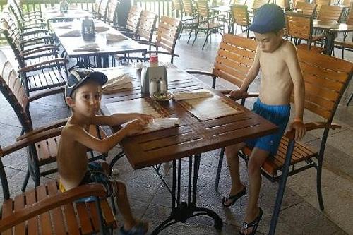Food Corners هتل رویال وینگز آنتالیا