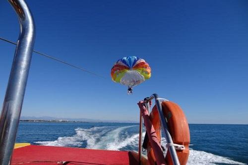 برنامه ها و تفریحات ساحلی هتل رویال وینگز آنتالیا
