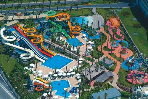 پارک آبی هتل رویال وینگز آنتالیا
