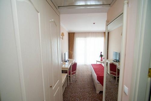 ورودی اتاق های استاندارد هتل وو کرملین
