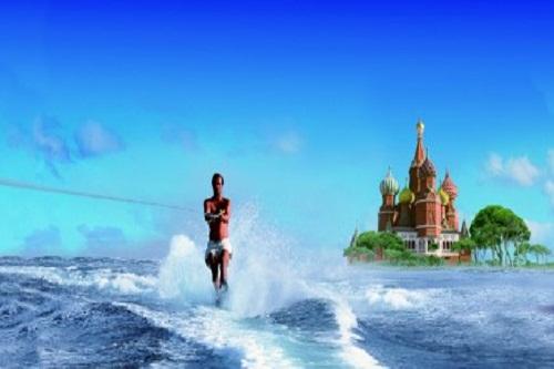 تفریحات ساحلی در هتل وو کرملین