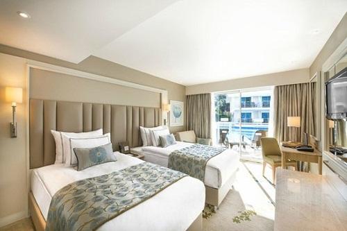 اتاق های Anex Family هتل تایتانیک بیچ لارا آنتالیا