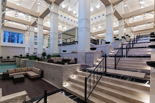 امکانات اقامتی هتل تایتانیک دلوکس آنتالیا Titanic Deluxe Belek