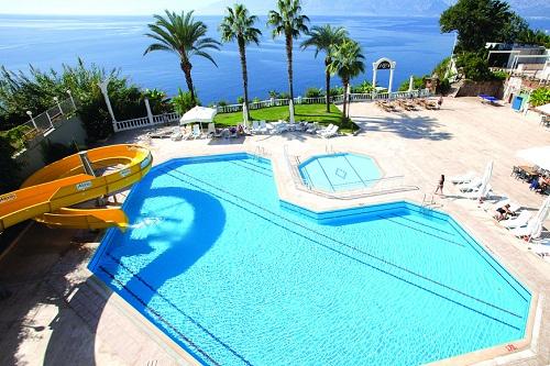 استخر های هتل آدونیس آنتالیا Hotel Adonis Antaliya