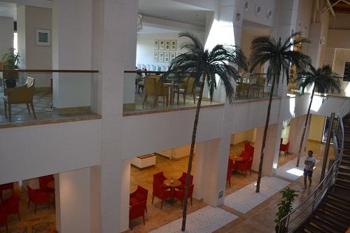 لابی هتل 5 ستاره باروت لارا