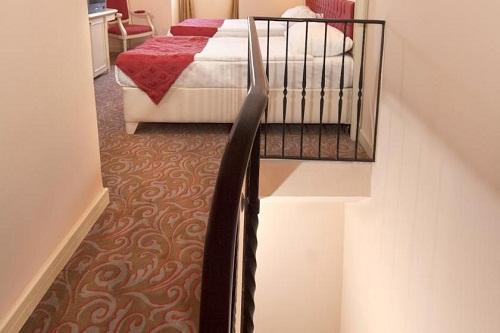 سوئیت های دوبلکس خانواده هتل کرملین آنتالیا