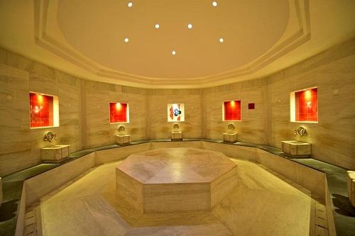 حمام ترکی هتل باروت لارا