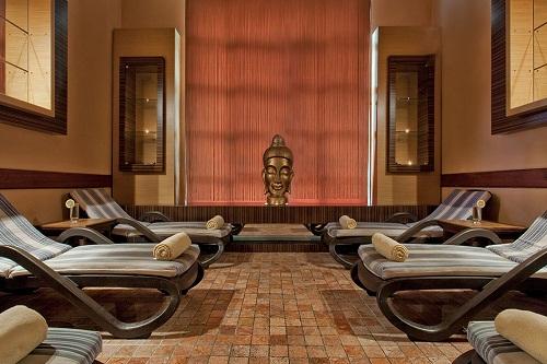 سالن ماساژ و سلامت هتل توپکاپی آنتالیا