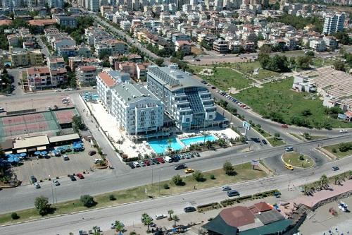هتل سی لایف آنتالیا Sealife Family Resort Hotel