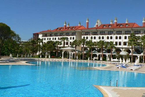 استخر اصلی هتل وو توپکاپی
