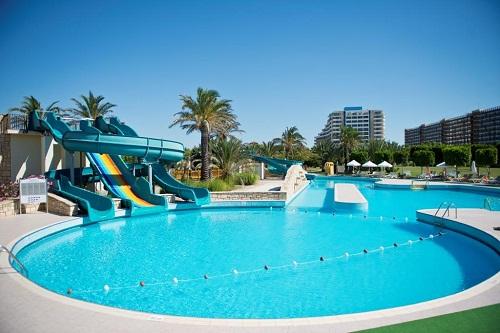 بخش کودکان پارک آبی هتل باروت لارا