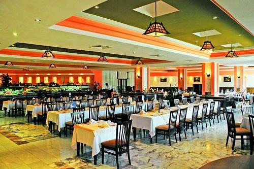 رستوران هتل آدونیس آنتالیا Hotel Adonis Antaliya