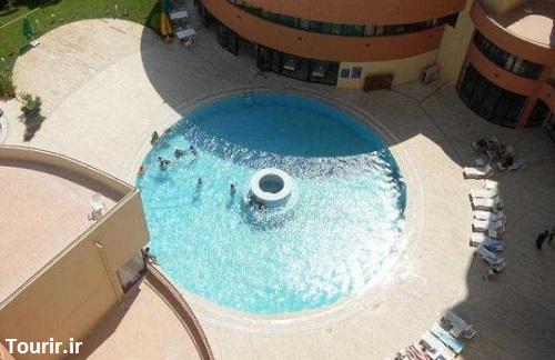 استخر هتل سندر
