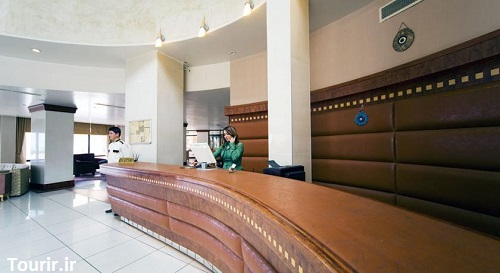 پذیرش هتل سندر آنتالیا
