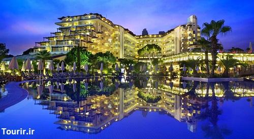 هتل بلیس آنتالیا
