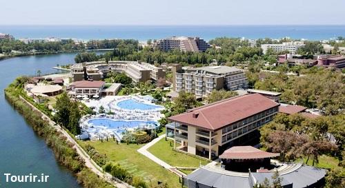 هتل اوتیوم اکو کلاب آنتالیا