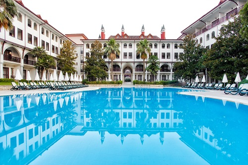 هتل وو توپکاپی آنتالیا WOW Topkapi Palace