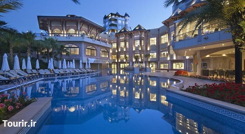 هتل پاپیلون زیگما