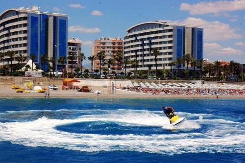 امکانات تفریحی هتل پورتوبلو آنتالیا Porto Bello Resort & Spa