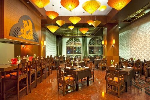رستوران آسیایی Hashi Restaurant در هتل رویال هالیدی آنتالیا