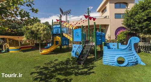 پارک کودکان هتل اسپایس