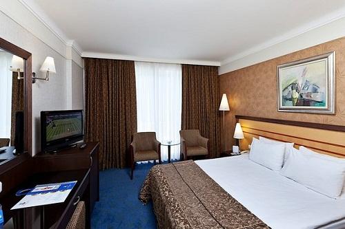 اتاق های استاندارد هتل پورتوبلو