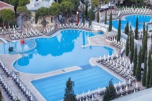 استخر المپیک هتل وو توپکاپی
