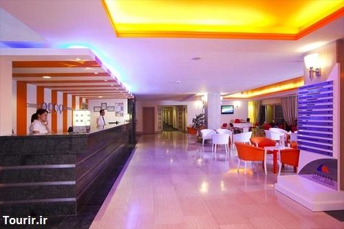 هتل یلکن بلو لایف آنتالیا