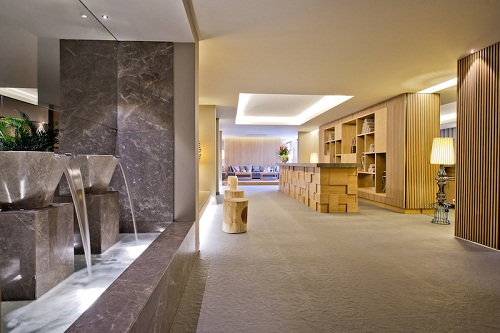 سالن ماساژ و سلامت هتل باروت لارا آنتالیا Barut Lara