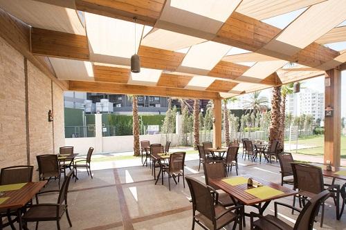 اسنک بار پارک آبی هتل شروود لارا