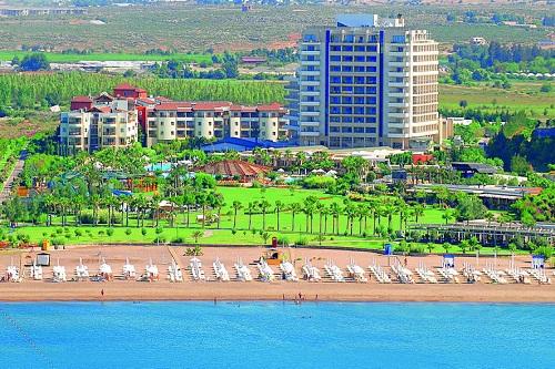 هتل باروت لارا آنتالیا Barut Lara
